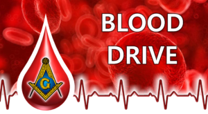 Blood Drive @ Jacques DeMolay Lodge 1390 AF&AM